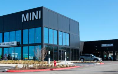 San Antonio BMW Mini Showroom
